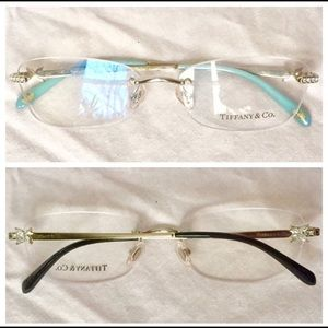 Tiffany & Co. Accessories - Tiffany & Co. NWOT Opticals Model TF 1059-B